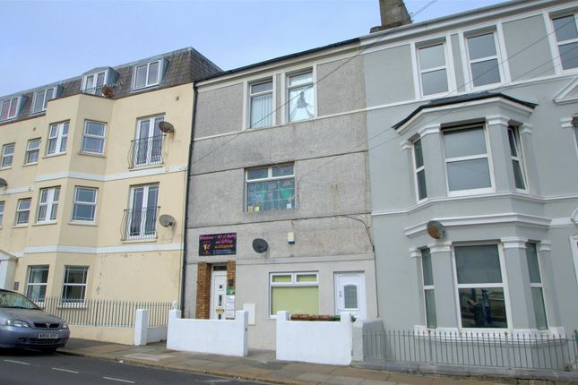 Thumbnail Maisonette for sale in Pier Street, Plymouth
