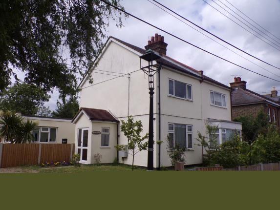Thumbnail Semi-detached house for sale in Vange Park Road, Vange, Basildon