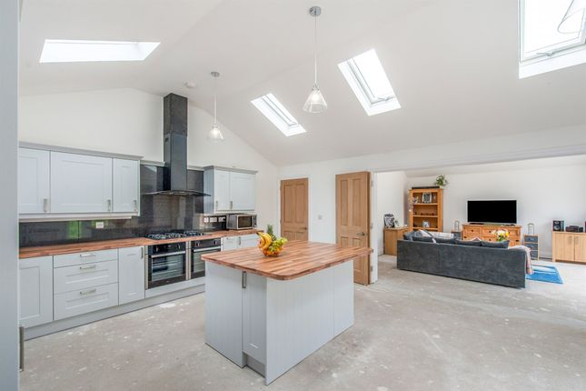 Thumbnail Detached bungalow for sale in Chapel Street, Exning, Newmarket