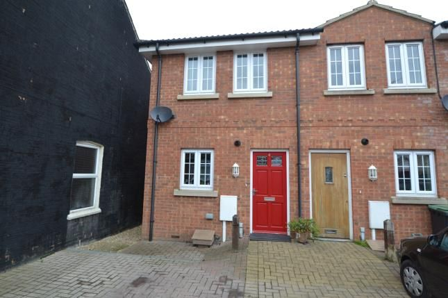 Thumbnail End terrace house for sale in East Grove, Rushden, Northamptonshire