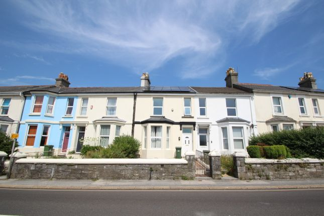 Thumbnail Terraced house for sale in Hyde Park Road, Hyde Park, Plymouth