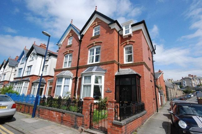 Thumbnail Semi-detached house for sale in Elm Tree Avenue, Aberystwyth