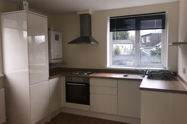 1 bed flat to rent in Griffiths House, Merthyr Tydfil CF48
