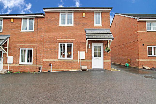 Thumbnail End terrace house for sale in Armistead Avenue, Brinsworth, Rotherham