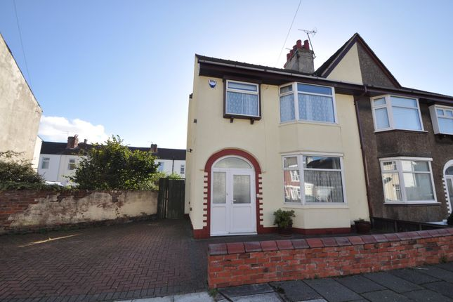 3 bed semi-detached house for sale in Hartington Road, Wallasey CH44