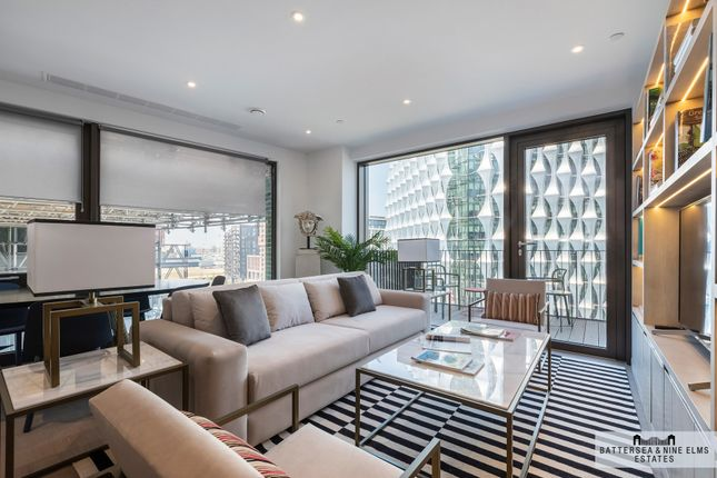 Thumbnail Flat to rent in Viaduct Gardens, London