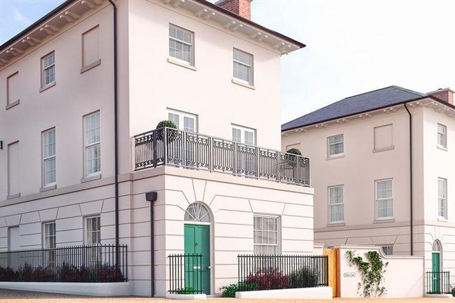 Thumbnail Detached house for sale in Reeve Lane, Poundbury, Dorchester