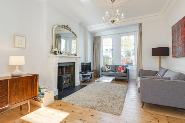 Thumbnail Terraced house for sale in Parolles Road, Whitehall Park, Archway, London