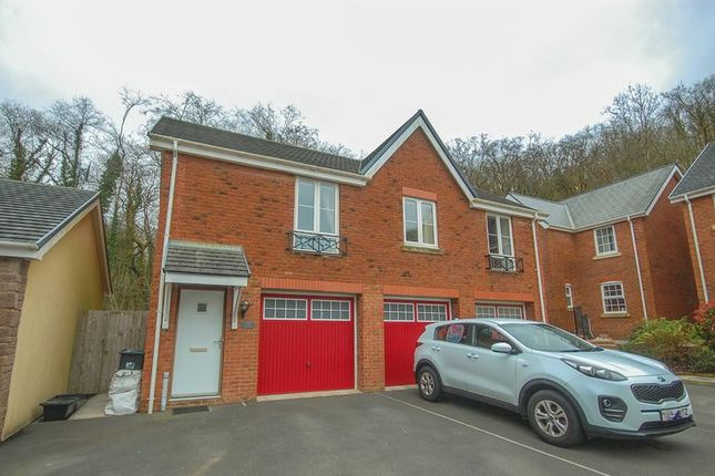 Thumbnail Flat to rent in Ynysynos Avenue, Glynneath, Neath