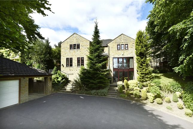 Thumbnail Detached house for sale in Highfield Road, Idle, Bradford, West Yorkshire