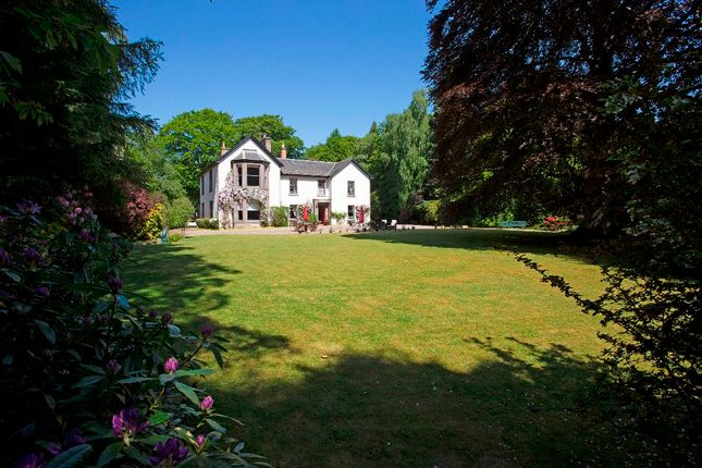 Thumbnail Country house for sale in Heathpark House, Coupar Angus Road, Rosemount, Blairgowrie