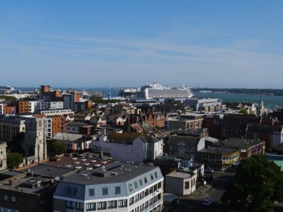 Thumbnail Flat for sale in Castle Way, Southampton, Hampshire