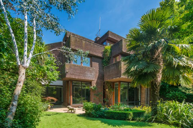 Thumbnail Detached house for sale in Elm Tree Road, St Johns Wood