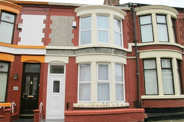 Thumbnail Terraced house for sale in Southdale Road, Wavertree, Liverpool, Merseyside
