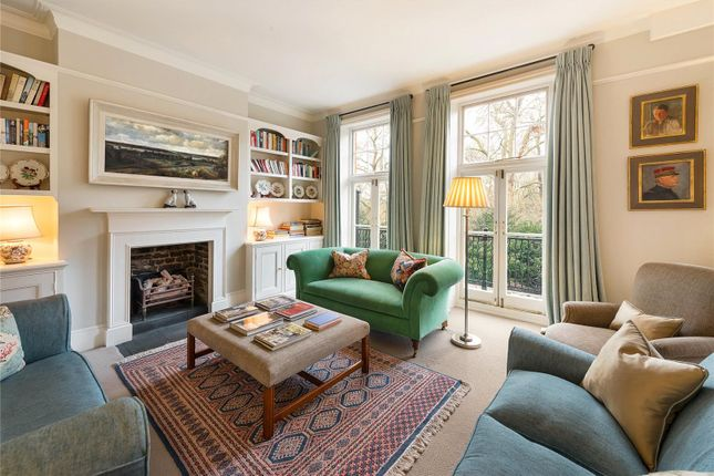 Thumbnail Flat for sale in Overstrand Mansions, Prince Of Wales Drive, Battersea, London
