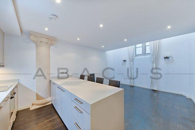 Thumbnail Flat to rent in Allsouls Church, Loudoun Road, St Johns Wood