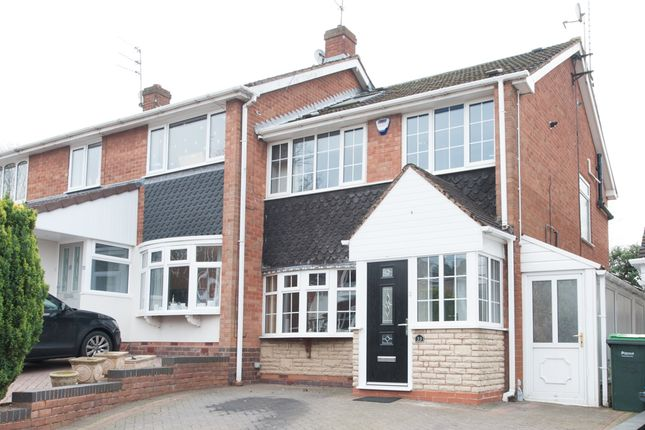Semi-detached house in  Ingestre Drive  Great Barr  Birmingham  Birmingham