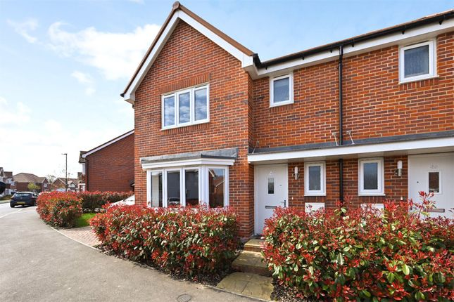 3 bed semi-detached house for sale in Iden Hurst, Hurstpierpoint, Hassocks, West Sussex BN6