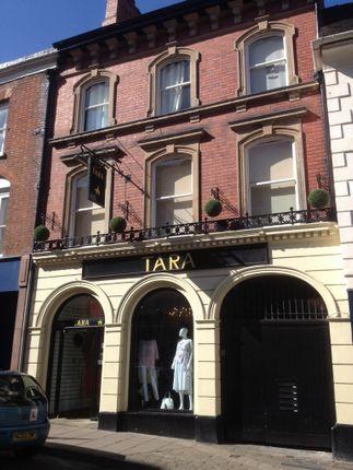 Thumbnail Retail premises to let in Mardol, Shrewsbury
