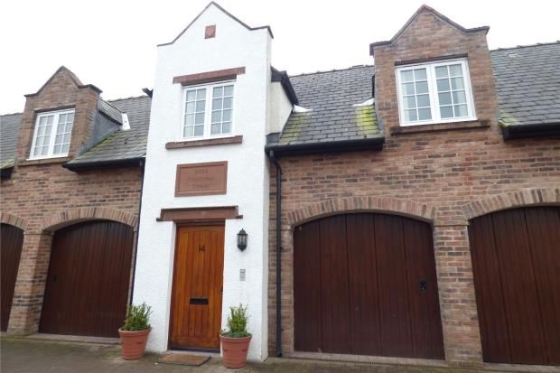 Thumbnail Flat for sale in Holme Eden Gardens, Warwick Bridge, Carlisle
