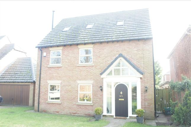 Thumbnail Detached house for sale in 127A, Melton Road, Sprotbrough, Doncaster