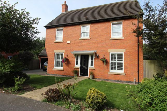 4 bed detached house to rent in Windle Drive, Bourne PE10