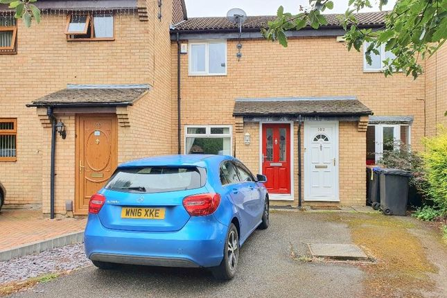 Thumbnail Terraced house for sale in Hamsterly Park, Northampton
