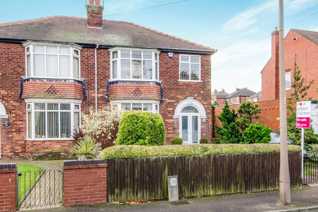 Thumbnail Semi-detached house for sale in The Grove, Wheatley Hills, Doncaster