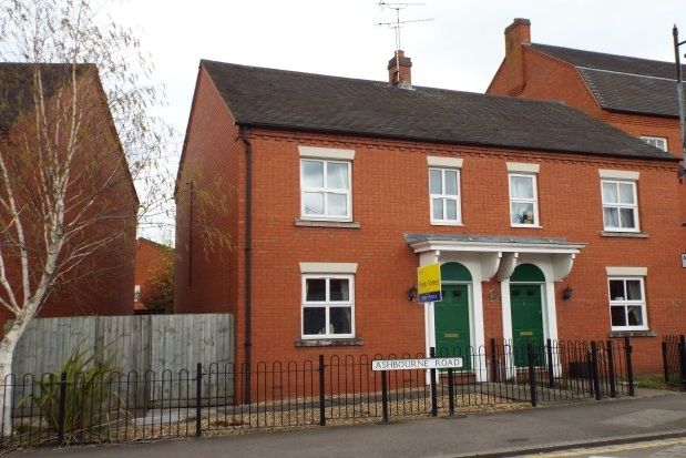 Thumbnail Property to rent in Ashbourne Road, Rocester, Uttoxeter