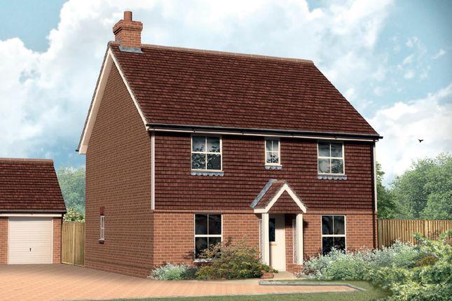 Thumbnail Detached house for sale in Stockett Lane, Coxheath, Maidstone