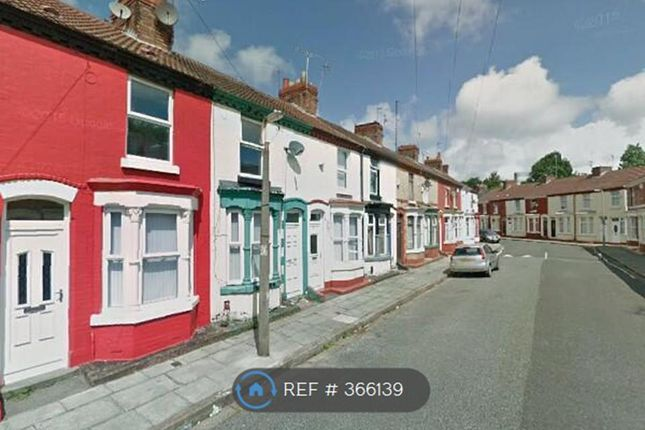 Thumbnail Terraced house to rent in Strathcona Road, Liverpool