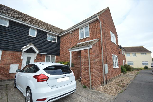Thumbnail End terrace house to rent in Marigold Avenue, Clacton-On-Sea