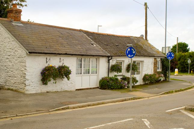 Thumbnail Detached bungalow for sale in Bridge Road, Goonhavern, Truro