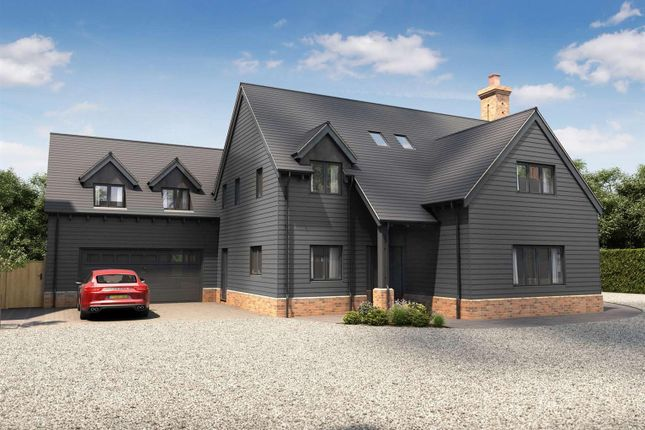 Thumbnail Detached house for sale in Ashby Road, Long Whatton, Loughborough