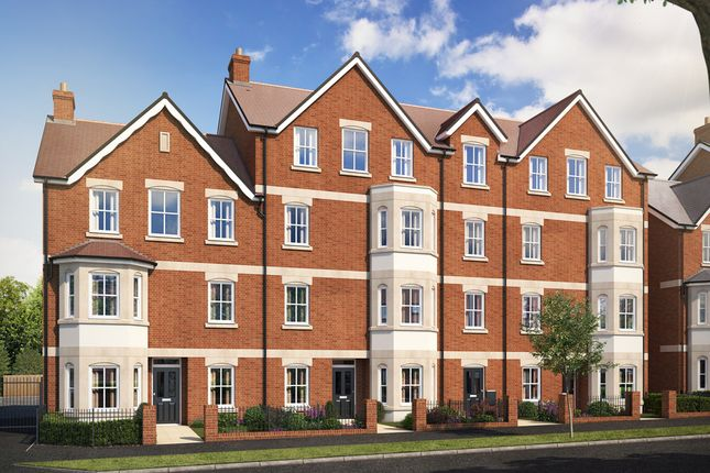 Thumbnail Flat for sale in Plot 74 Pembroke Court, Warwick Avenue, Bedford