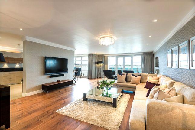 Thumbnail Flat for sale in Mirage, 33 Shore Road, Sandbanks, Poole