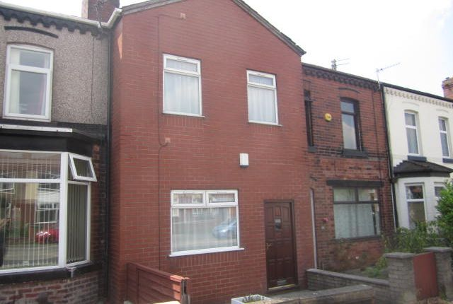 Thumbnail Terraced house to rent in St Clare Terrace, Chorley New Road, Lostock, Lancs
