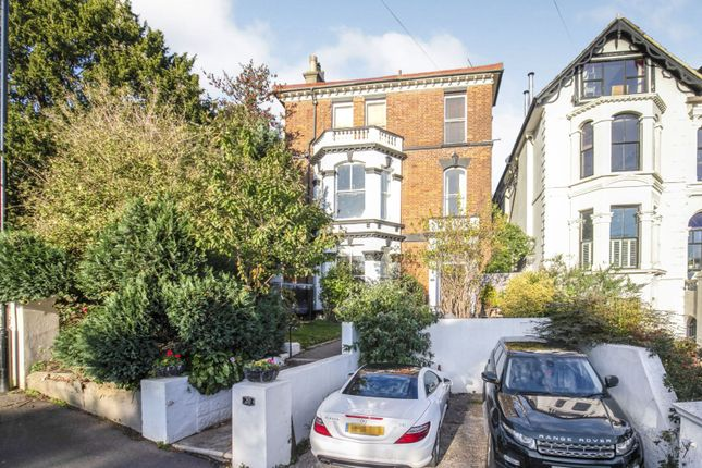 Thumbnail Detached house for sale in St. Helens Crescent, Hastings