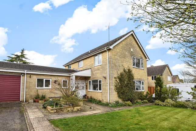 Thumbnail Link-detached house to rent in The Spinneys, Enstone