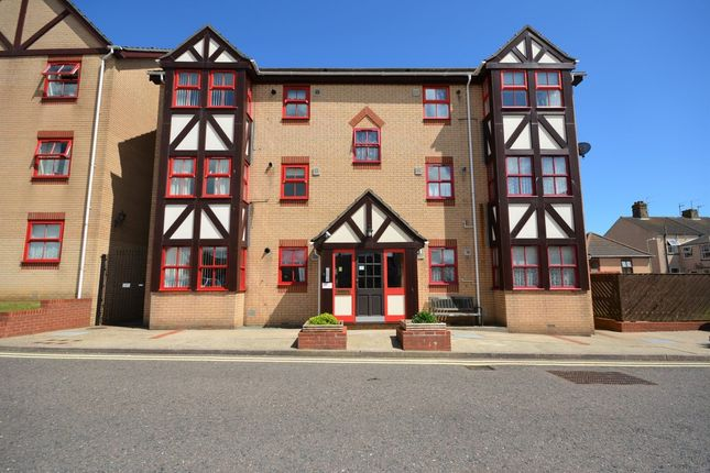 Thumbnail Flat for sale in Adrian Court, Alexandra Road, Lowestoft