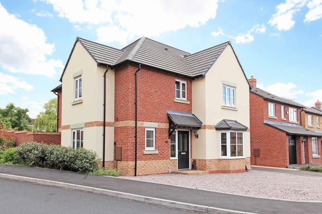 Thumbnail Detached house for sale in Heath Court, Cliff Crescent, Ellerdine, Telford