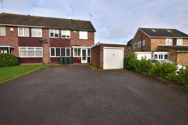 Thumbnail Semi-detached house to rent in Faber Road, Walsgrave, Coventry