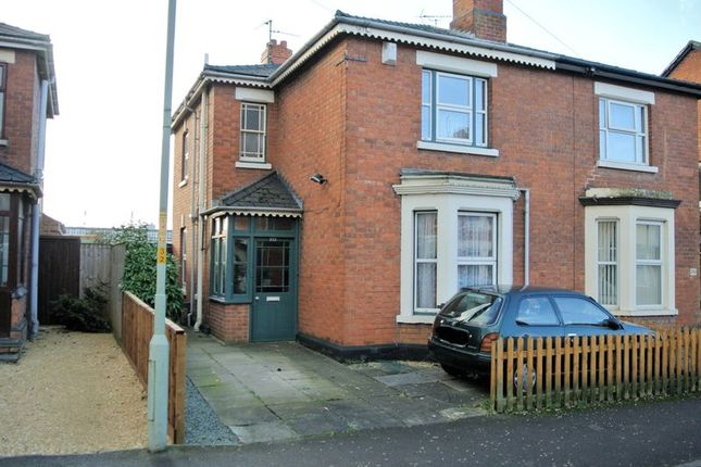 Thumbnail Semi-detached house for sale in Linden Road, Linden, Gloucester