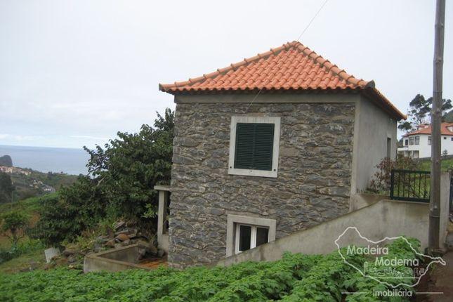 Detached house for sale in Faial, Faial, Santana