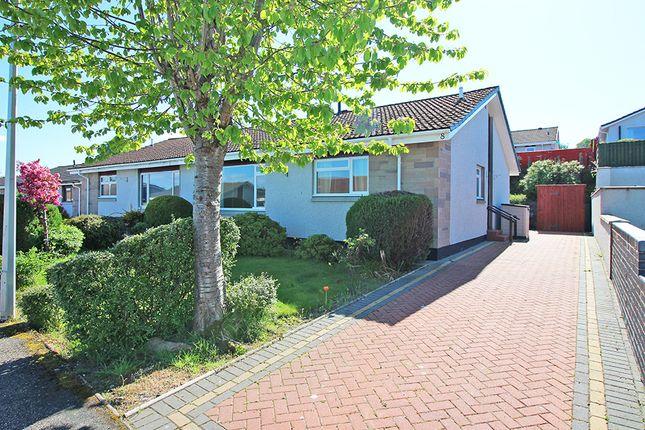 3 bedroom semi-detached bungalow for sale in 8 Scorguie Terrace, Inverness
