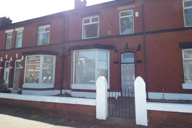 Thumbnail Terraced house to rent in Ainsworth Road, Bury