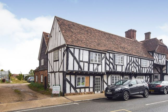 Thumbnail Maisonette for sale in High Street, Elstow, Bedford