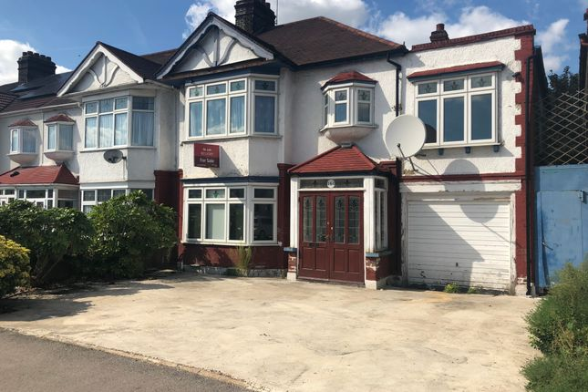 Thumbnail End terrace house for sale in Eastern Avenue, Redbridge