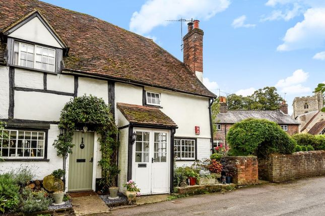 Thumbnail End terrace house for sale in Great Gaddesden, Herts