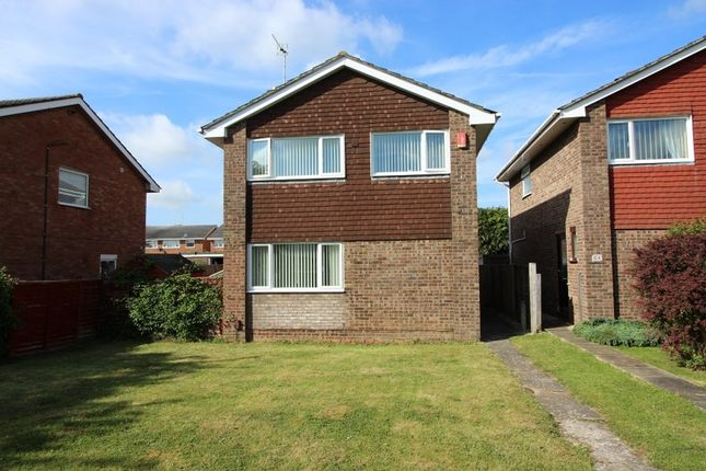 Thumbnail Detached house for sale in Merlin Way, Chipping Sodbury, Bristol